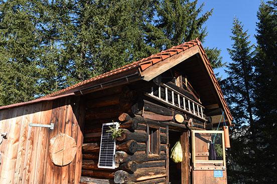 Bernadein Hütte